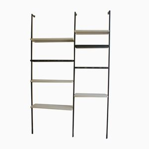 Vintage Bookcase Wall System by Coen de Vries for Devo