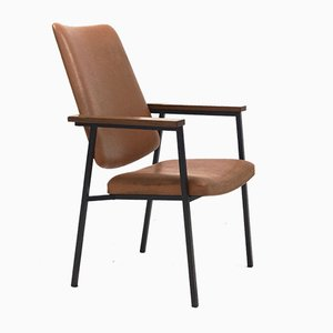 Dutch Mid-Century Lounge Chair by Gijs van der Sluis, 1960s