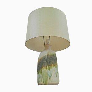 Lámpara de mesa de cerámica de Marcello Fantoni para Studio Firenze, años 60