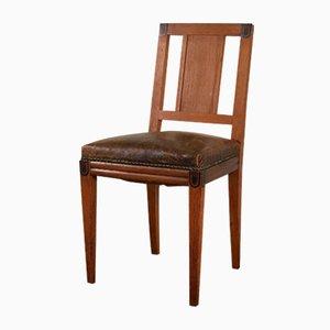 Chaise Art Déco par Maurice Dufrène, 1925