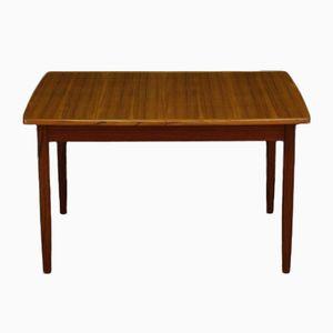 Table Vintage en Contreplaqué Teck, Danemark