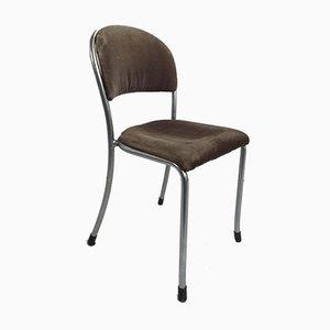 Chaise de Salon Modèle 105 Vintage par Willem Hendrik Gispen pour Gispen