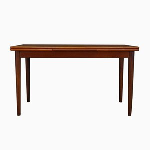 Mid-Century Danish Teak Veneer Table