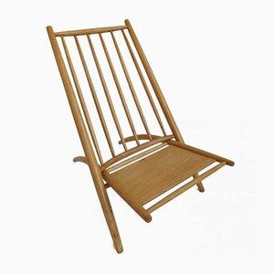 Chaise Congo Vintage par Alf Svensson pour Hagafors