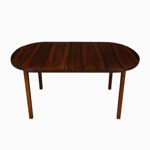 Table Vintage en Contreplaqué de Palissandre, Danemark
