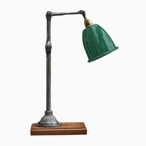 Petite Lampe de Bureau de Machiniste de Dugdills, 1920s