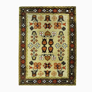Vintage Wool Rug from Hammer Taepper