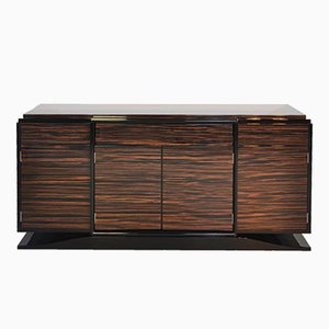 Art Deco Makassar Furnier Sideboard