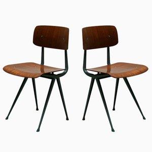 Result Stühle von Friso Kramer für Ahrend De Cirkel, 1964, 2er Set