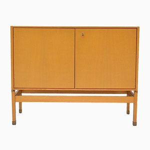 Lemonwood Veneer Sideboard by Pieter De Bruyne, 1959