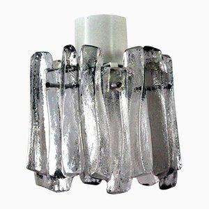 Modell Fuente Glas Hängelampe von Kalmar, 1960er