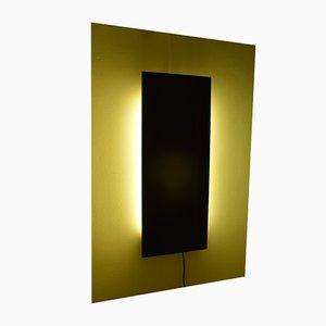 Panel luminoso de Johanna Grawunder, años 80