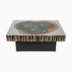 Coffee Table by Marc d'Haenens, 1970s