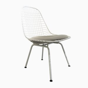 Wire Chair by Charles & Ray Eames for Vitra, 1980s