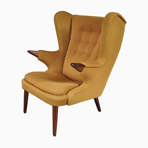 Danish Model 91 Wing Chair by Svend Skipper for Skipper Mobler, 1960s