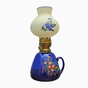 Small Vintage Kerosene Lamp by Gunnar Ander for Lindshammars