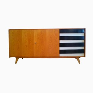 Oak Sideboard by Jiroutek Interier, 1960s
