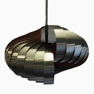 Pendant Lamp by Henri Mathieu for Lyfa, 1960s