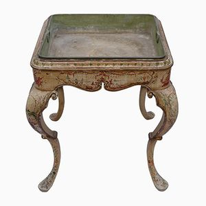 French Chinoiserie Table Planter, 1880s