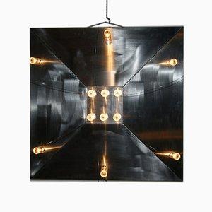 Lampada da parete BT piramidale di Duccio Trassinelli, 1972