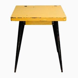 Tavolo modello nr. 55 di Xavier Pauchard per Tolix, anni '50