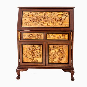 Antique Chinese Secretaire