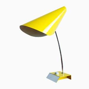 Vintage Table Lamp by Josef Hůrka for Napako, 1960s