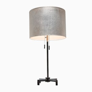 Chrome Table Lamp, 1970s