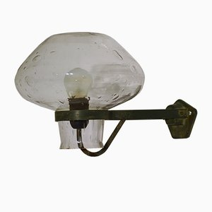 Vintage Outdoor Wall Lamp by Gunnar Asplund for ASEA