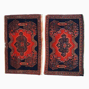 Antique Middle Eastern Rugs, Set of 2