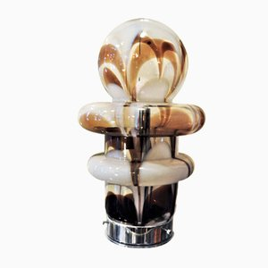 Lampe Vintage par Mazzega, Italie