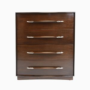 Mid-Century Chest of Drawers by T.H. Robsjohn-Gibbings for Widdicomb