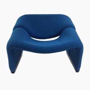 Groovy F598 M Armchair by Pierre Paulin for Artifort, 1980s