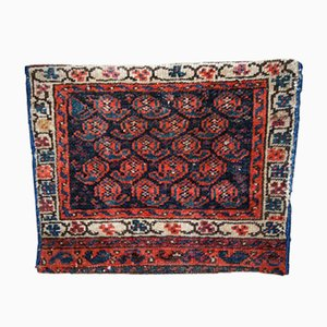 Antique Middle Eastern Bag Face Rug