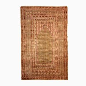 Antique Handmade Turkish Ghurdes Rug