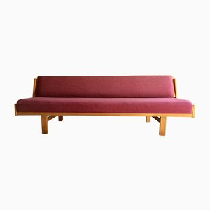 Danish 258 Daybed by Hans J. Wegner for Getama, 1970s