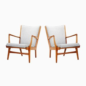 AP-16 Chairs by Hans Wegner, 1952, Set of 2
