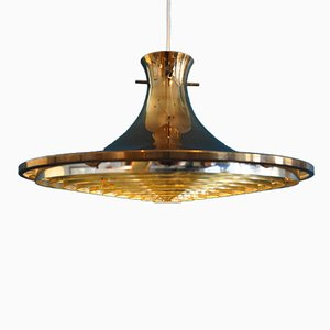 Vintage Brass Pendant by Lennart Centervall for Ikea
