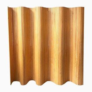 Solid Pine Room Divider by Alvar Aalto for Artek, 1930s