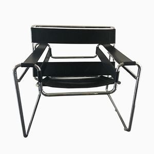 B3 Wassily Chair by Marcel Breuer for Gavinas 1960s