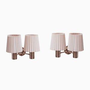 Lámparas de pared 149/2 PL Sonett de Hans Agne Jakobsson. Juego de 2