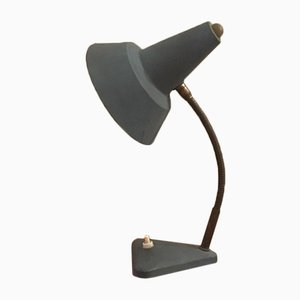 Desk Lamp with Triangular Base, 1960s