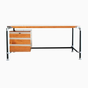 Mid-Century Desk by Ico Parisi for M.I.M