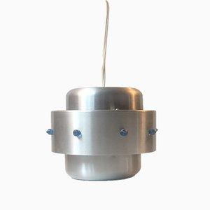 Lámpara colgante UFO vintage de Coronell, años 70