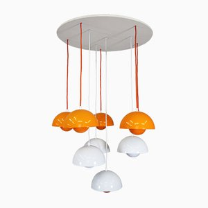 Suspension par Verner Panton for Louis Poulsen, Danemark, 1969