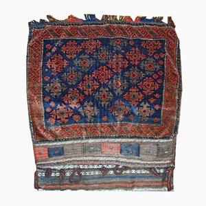 Antiker afghanischer handgearbeiteter Baluch Teppichbeutel