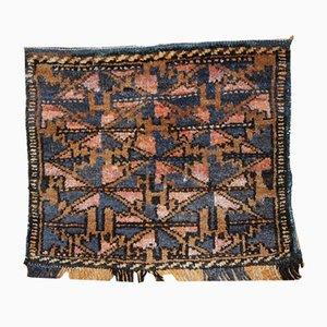 Tappeto vintage da collezione fatto a mano, Uzbekistan