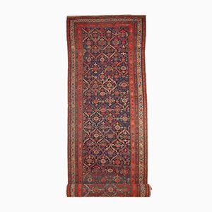 Antique Handmade Caucasian Karabagh Runner