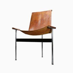 T-Chair 3LC William Katavolos et Ross Littell pour Laverne International, 1950s