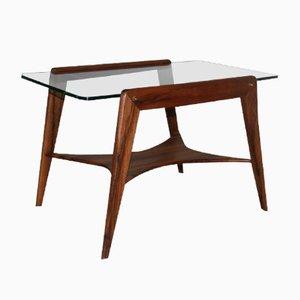 Geometric Italian Coffee Table, 1950s